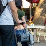 Тату с цветами на правой руке девушки --Уличная тату-street tattoo-21.09.2020-tatufoto.com 1
