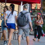 Тату черная полоса под попой девушки и иероглиф на шее сзади возрасте – Уличная татуировка 14.09.2020 – tatufoto.com 3