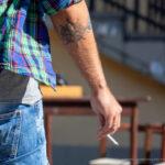 Тату штурвал и канат на правой руке мужчины – Уличная татуировка (street tattoo)-29.09.2020-tatufoto.com 2