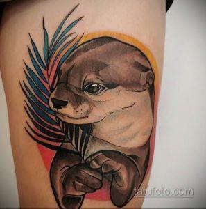 Фото пример интересной татуировки 05.09.2020 №031 -interesting tattoo- tatufoto.com