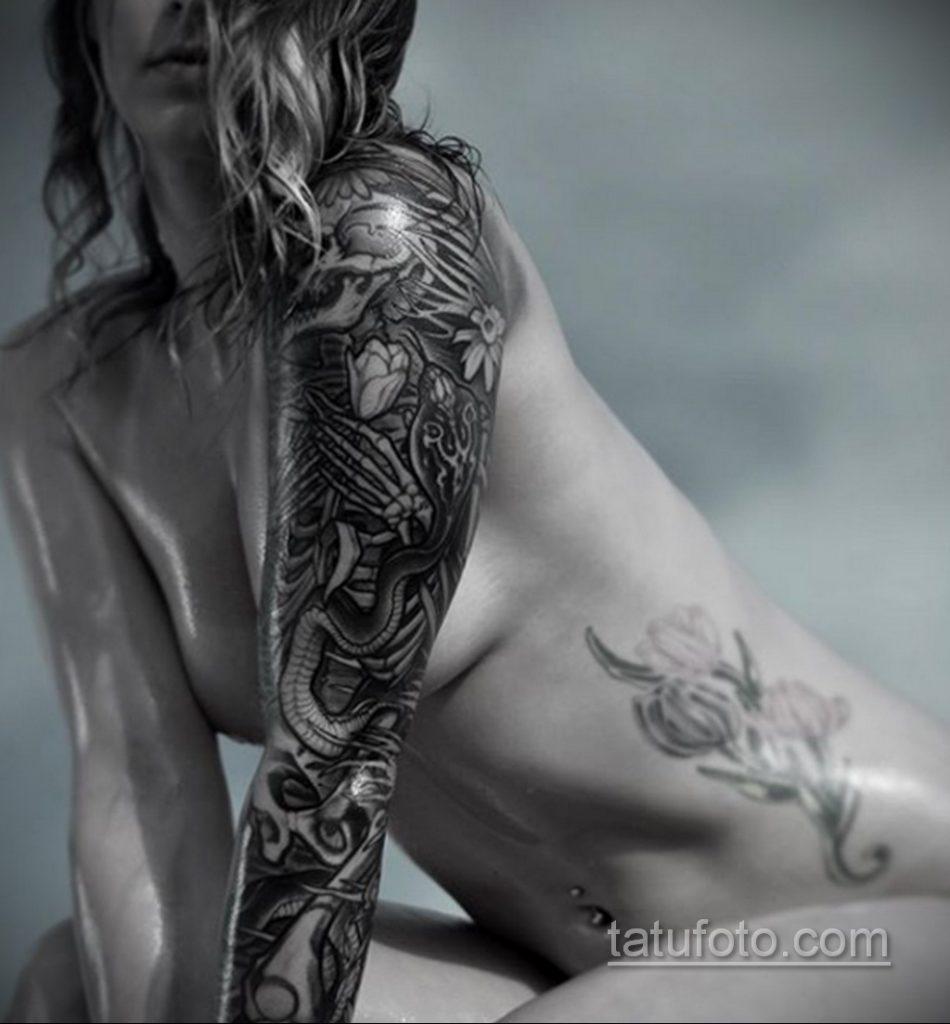 Фото пример интересной татуировки 05.09.2020 №060 -interesting tattoo- tatufoto.com