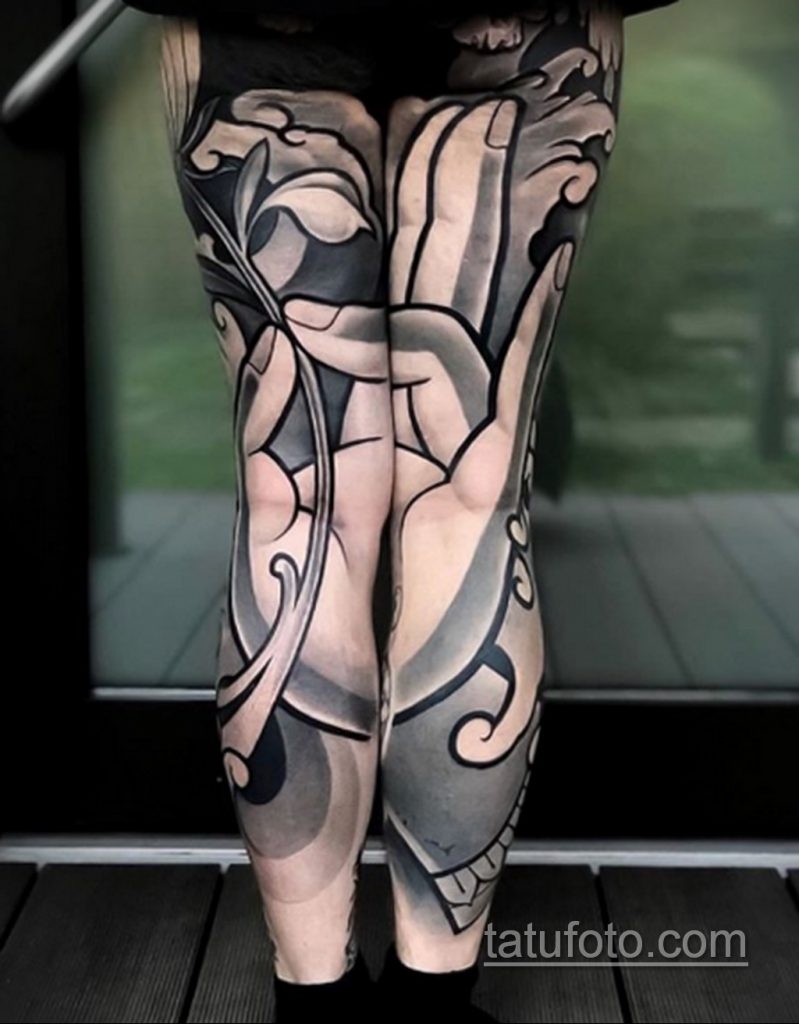 Фото пример интересной татуировки 05.09.2020 №063 -interesting tattoo- tatufoto.com