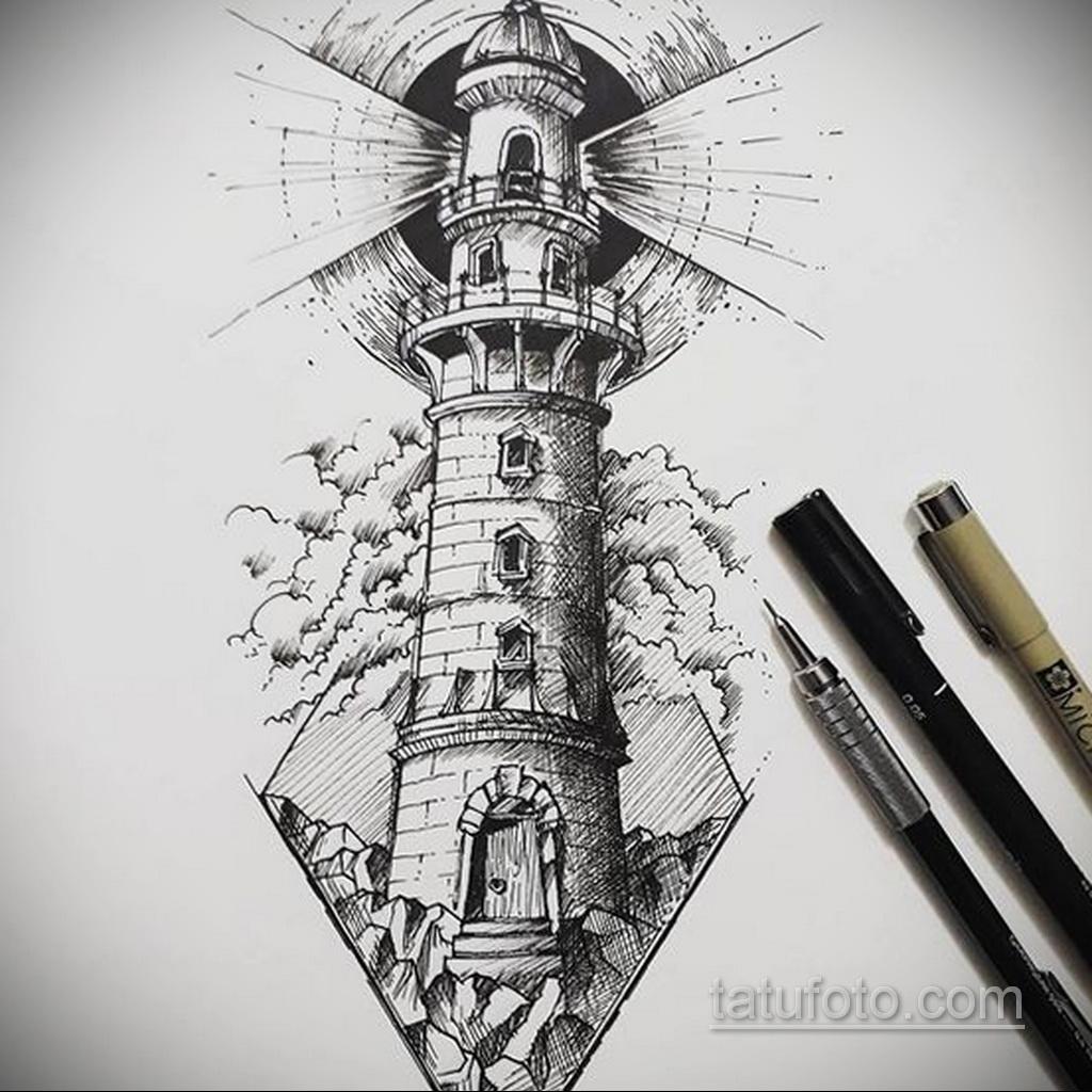 Фото пример классного эскиза для тату 05.09.2020 №004 -tattoo sketch- tatufoto.com