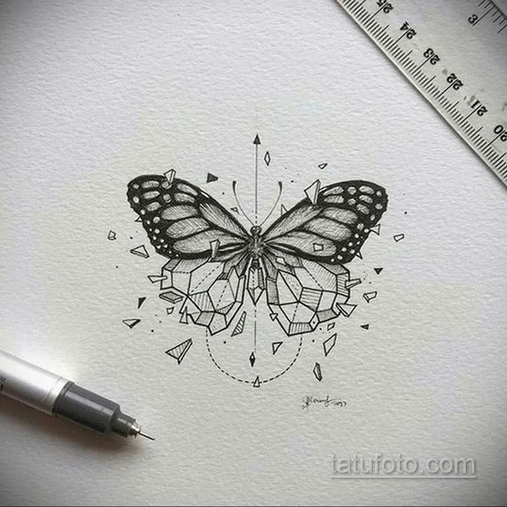 Фото пример классного эскиза для тату 05.09.2020 №009 -tattoo sketch- tatufoto.com