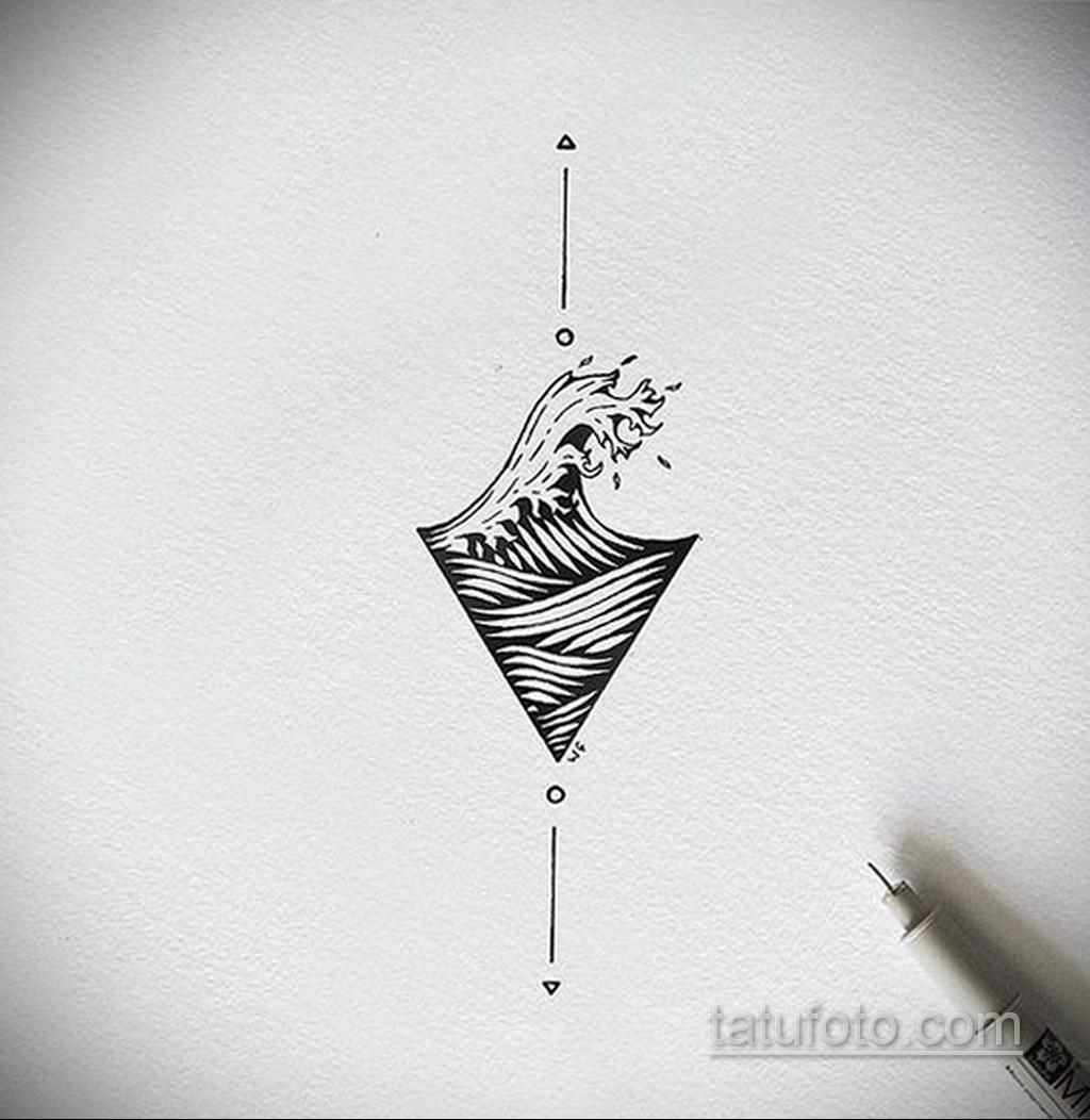 Фото пример классного эскиза для тату 05.09.2020 №013 -tattoo sketch- tatufoto.com