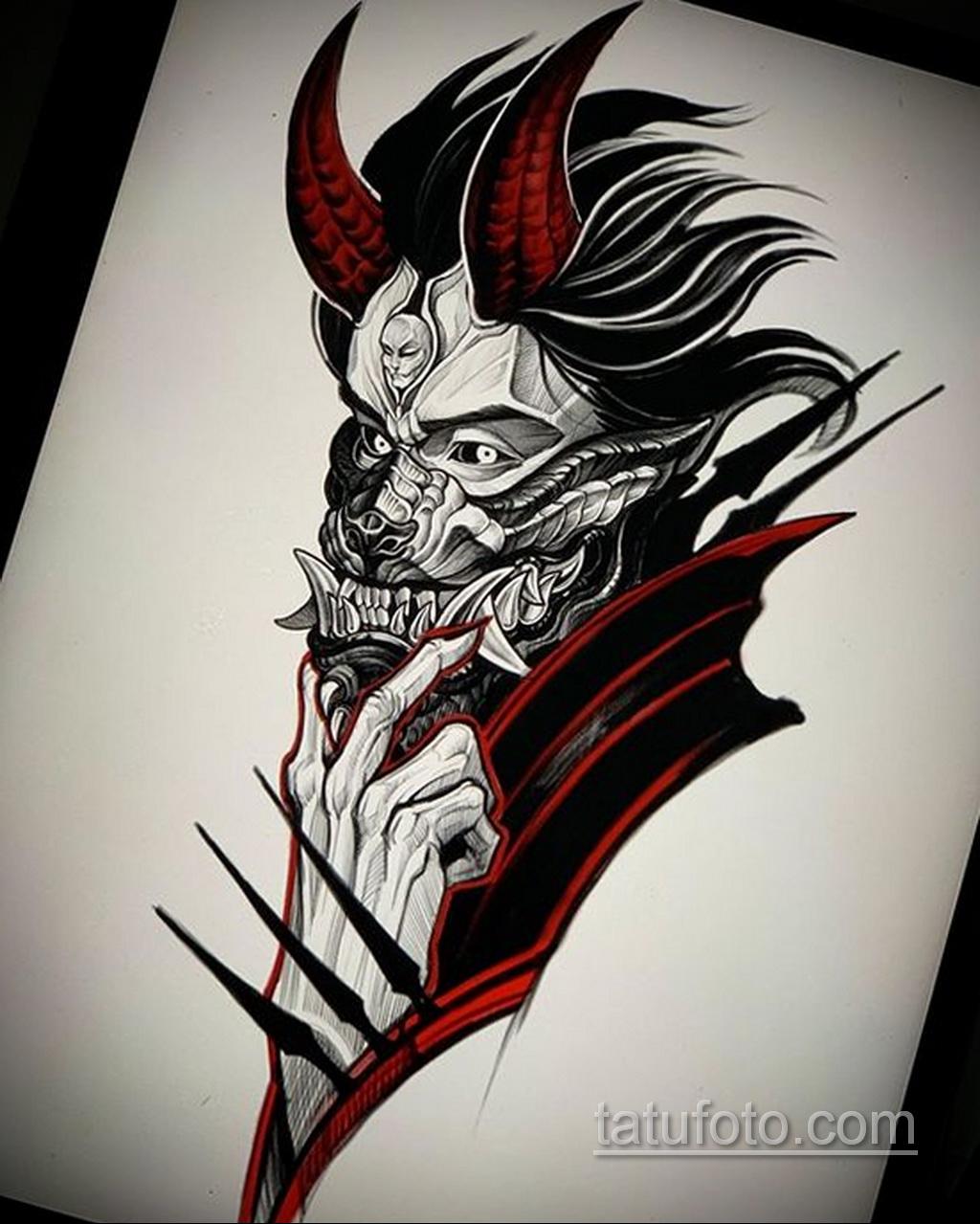 Фото пример классного эскиза для тату 05.09.2020 №021 -tattoo sketch- tatufoto.com