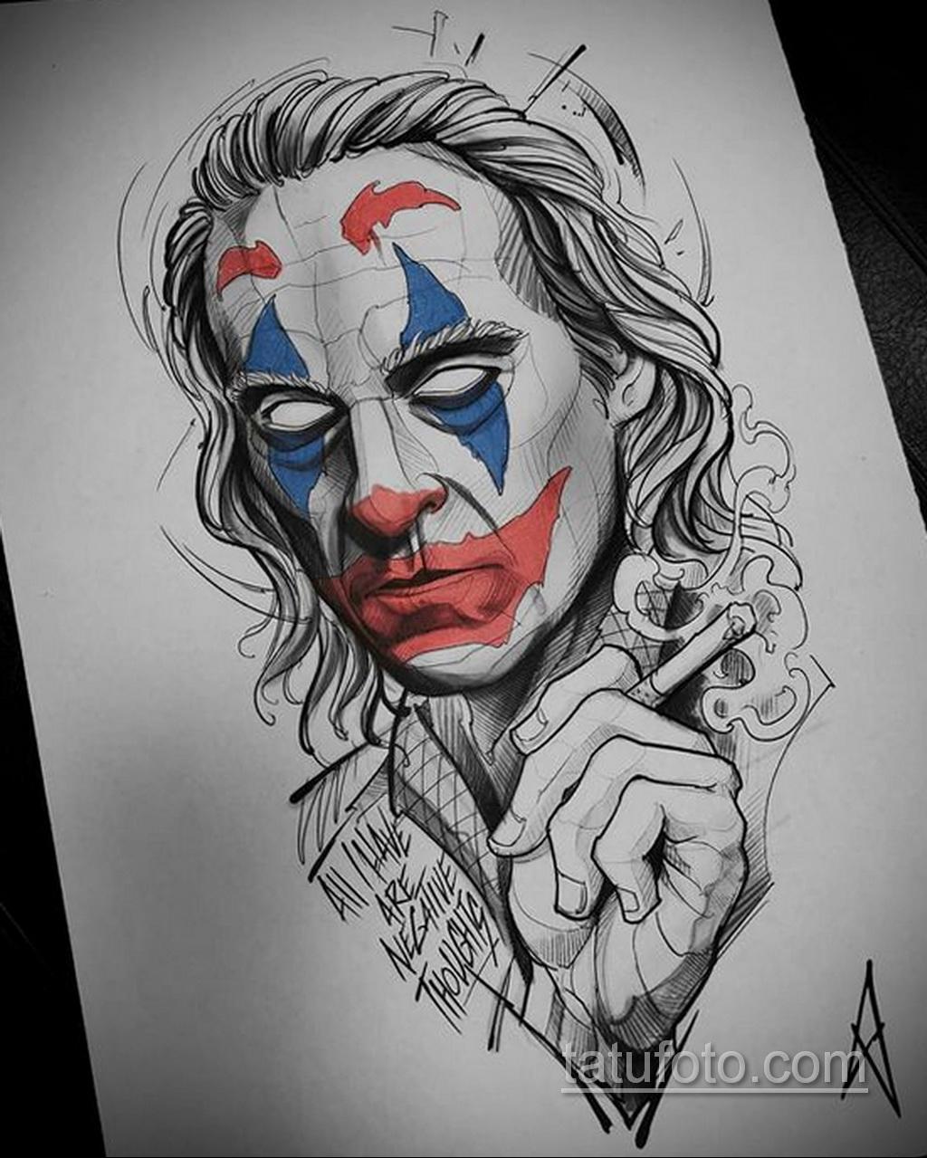 Фото пример классного эскиза для тату 05.09.2020 №029 -tattoo sketch- tatufoto.com