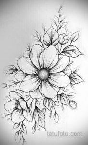 Фото пример классного эскиза для тату 05.09.2020 №035 -tattoo sketch- tatufoto.com