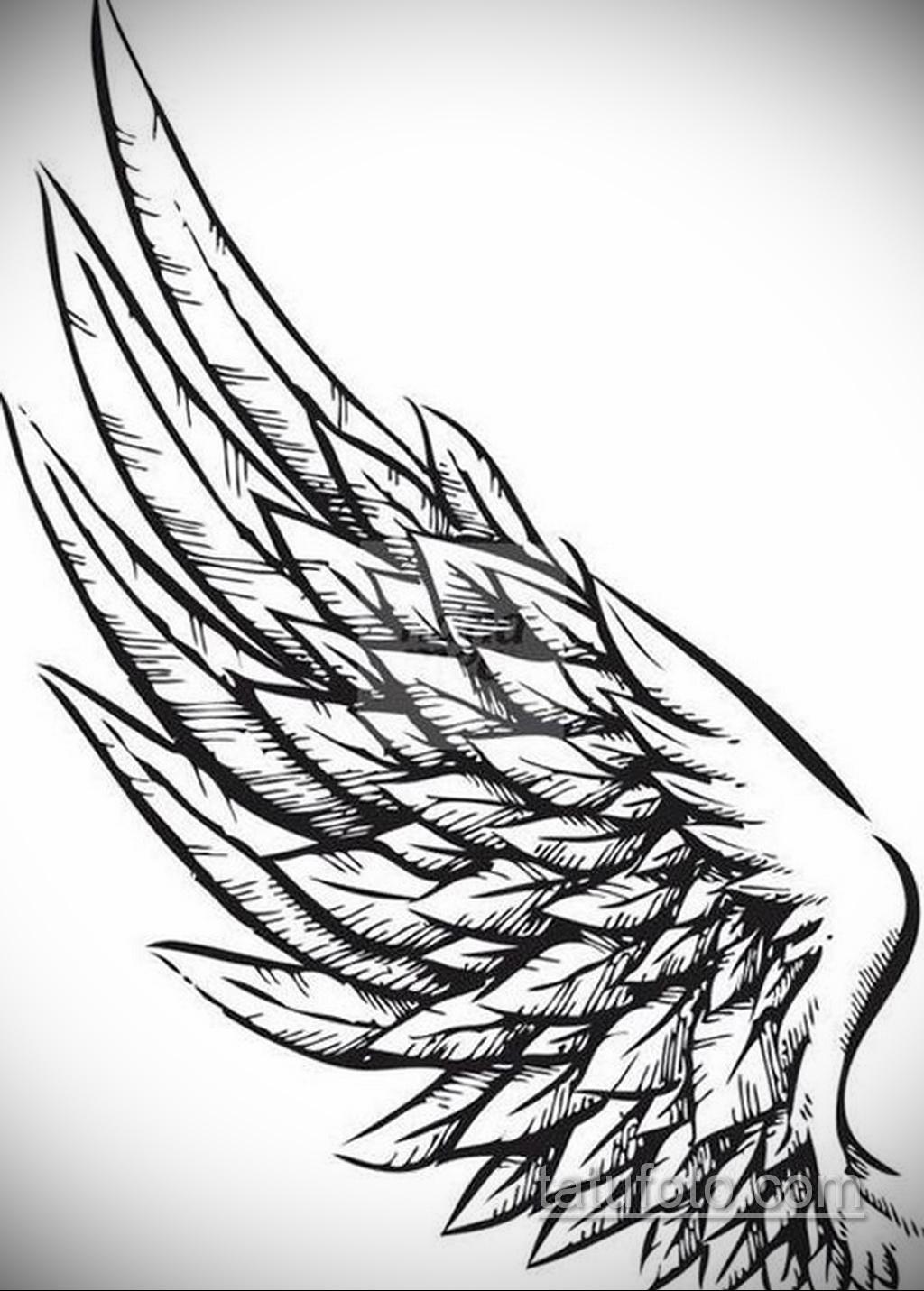 Фото пример классного эскиза для тату 05.09.2020 №049 -tattoo sketch- tatufoto.com