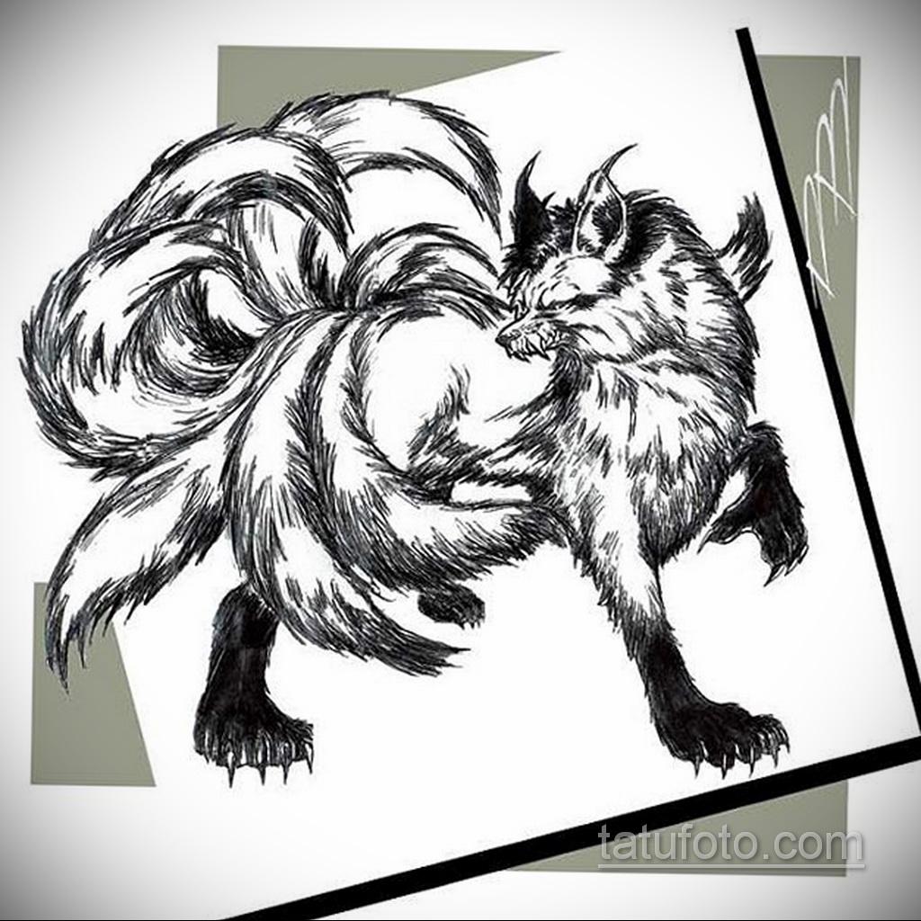 Фото пример классного эскиза для тату 05.09.2020 №063 -tattoo sketch- tatufoto.com