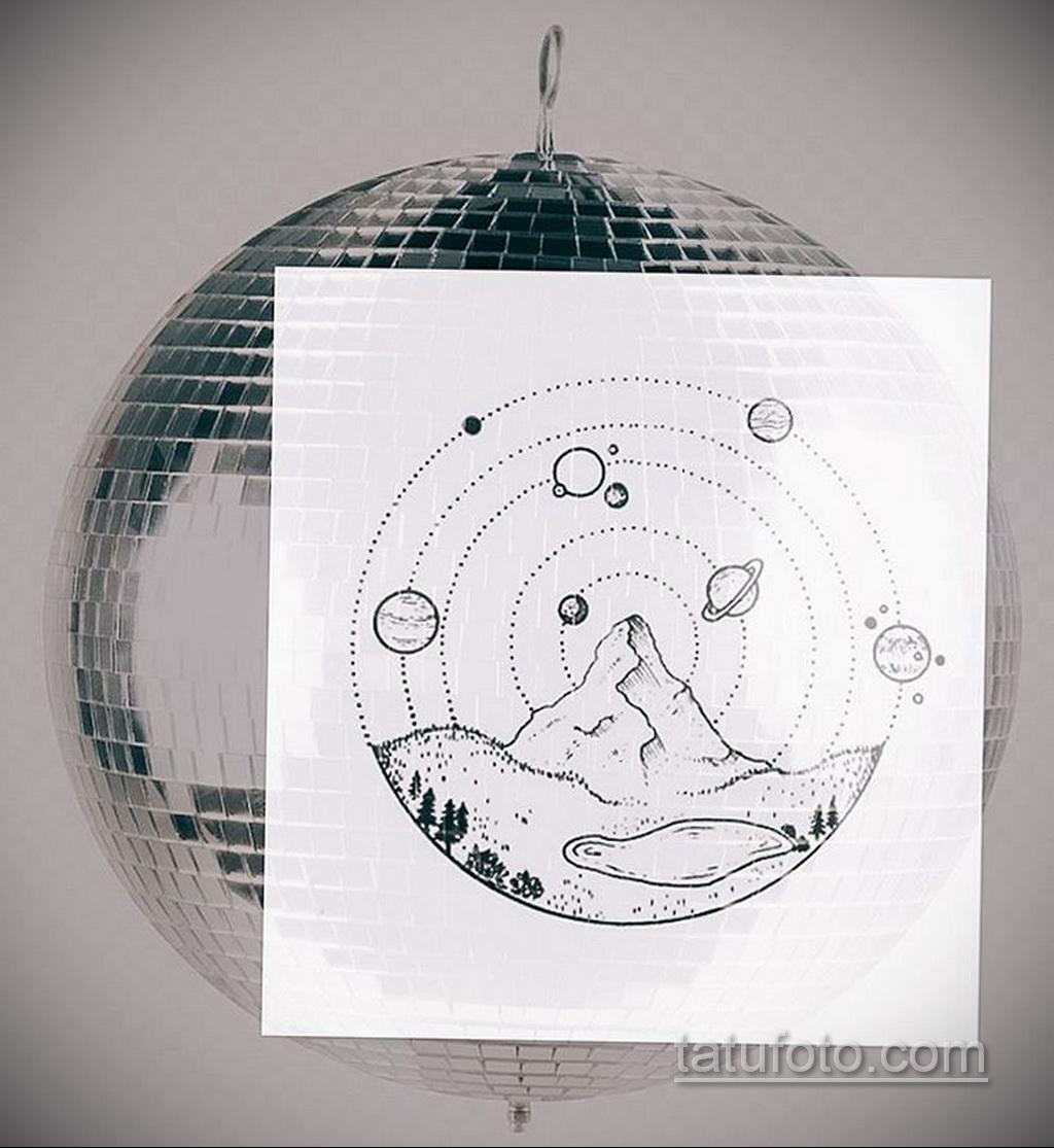 Фото пример классного эскиза для тату 05.09.2020 №076 -tattoo sketch- tatufoto.com