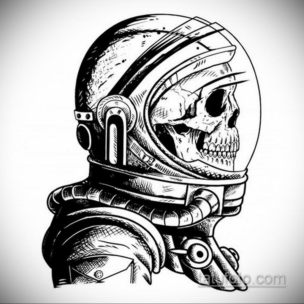 Фото пример классного эскиза для тату 05.09.2020 №145 -tattoo sketch- tatufoto.com