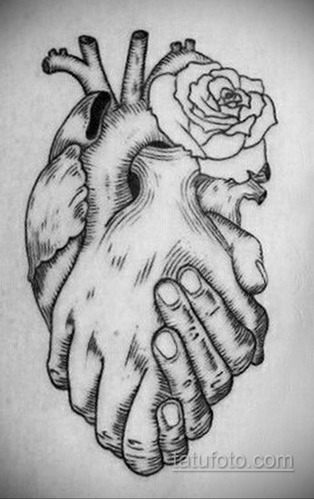 Фото пример классного эскиза для тату 05.09.2020 №168 -tattoo sketch- tatufoto.com