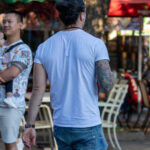 Цветной рукав тату с китами на руке азиата – Уличная татуировка (street tattoo)-29.09.2020-tatufoto.com sdfsdfwefwefwf