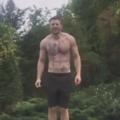 Новые или временные татуировки Криса Эванса - Капитана Америка - фото 1