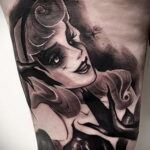 Татуировка с принцессой Авророй - фото 3