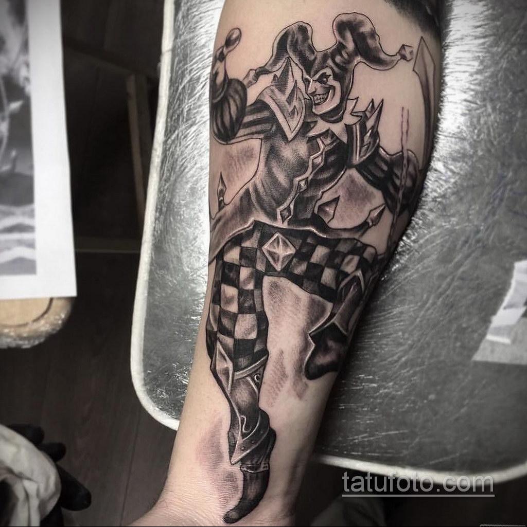 красивая тату на предплечье 25.10.2020 №018 -forearm tattoo- tatufoto.com