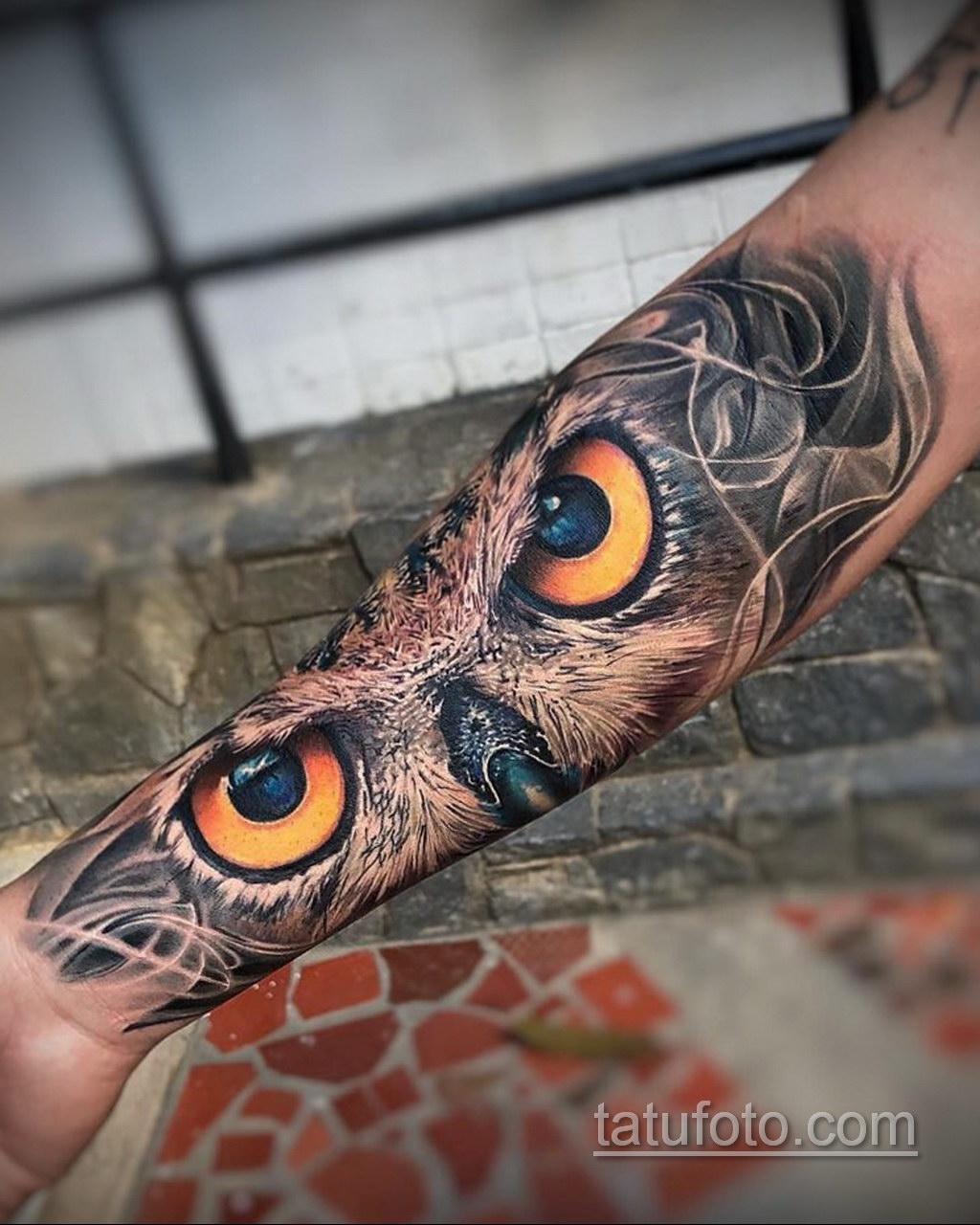 красивая тату на предплечье 25.10.2020 №032 -forearm tattoo- tatufoto.com