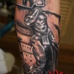 татуировки воинов на предплечье 25.10.2020 №011 -forearm tattoo- tatufoto.com