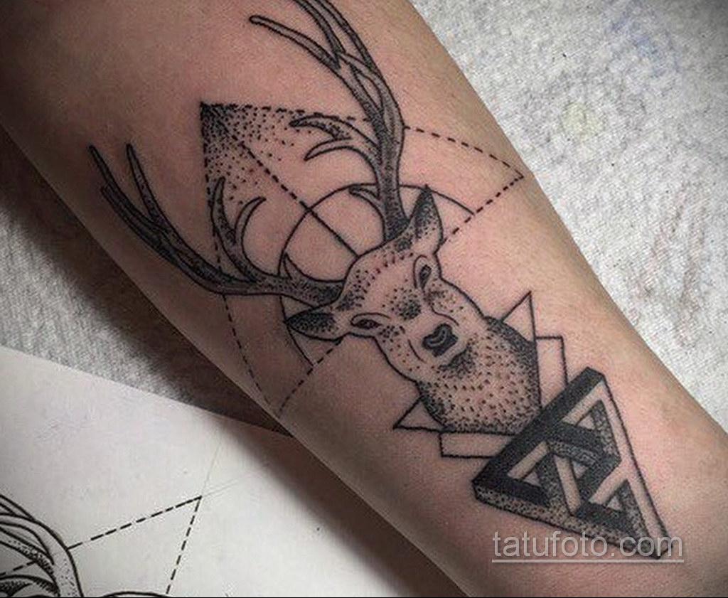 татуировки на предплечье геометрия 25.10.2020 №025 -forearm tattoo- tatufoto.com