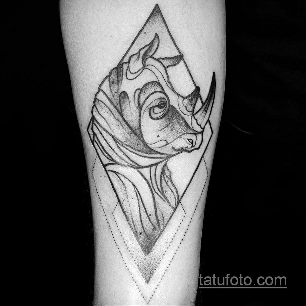 татуировки на предплечье геометрия 25.10.2020 №036 -forearm tattoo- tatufoto.com