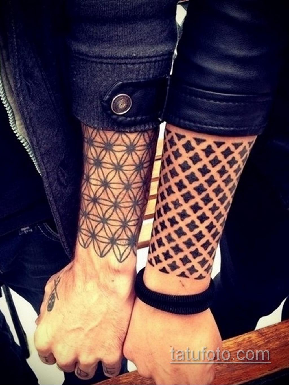 татуировки на предплечье узоры 25.10.2020 №022 -forearm tattoo- tatufoto.com