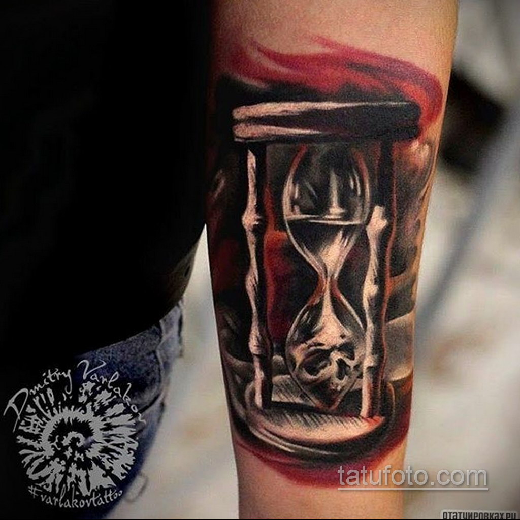 татуировки на предплечье цветная 25.10.2020 №003 -forearm tattoo- tatufoto.com