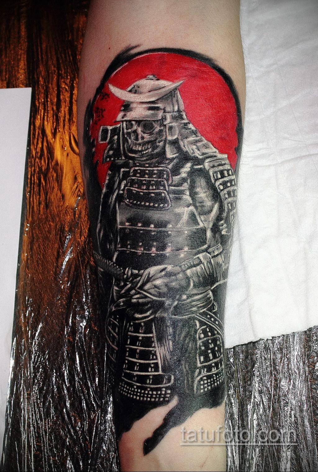 татуировки на предплечье цветная 25.10.2020 №031 -forearm tattoo- tatufoto.com