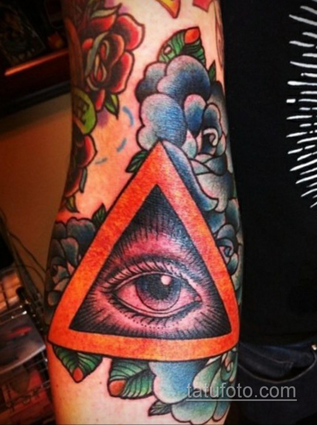 татуировки на предплечье цветная 25.10.2020 №041 -forearm tattoo- tatufoto.com