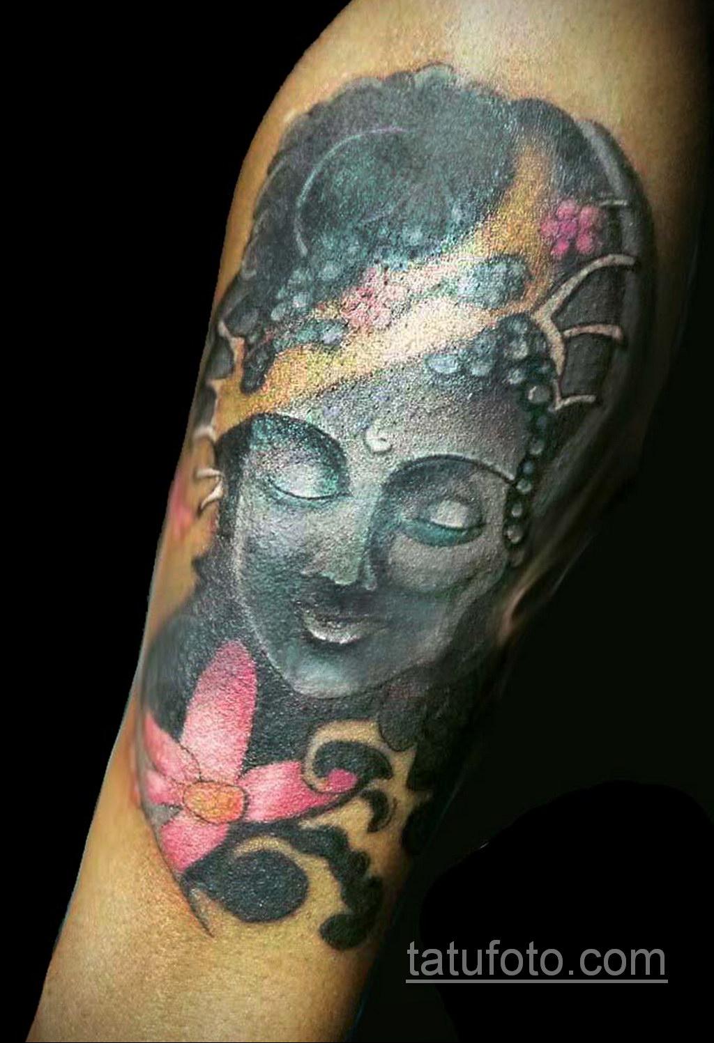 татуировки на предплечье цветная 25.10.2020 №057 -forearm tattoo- tatufoto.com