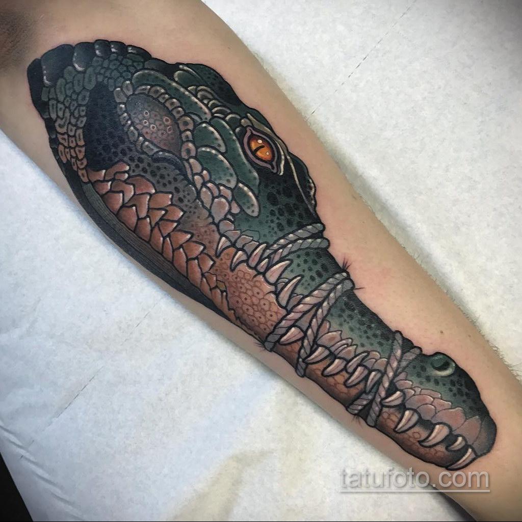 татуировки на предплечье цветная 25.10.2020 №069 -forearm tattoo- tatufoto.com
