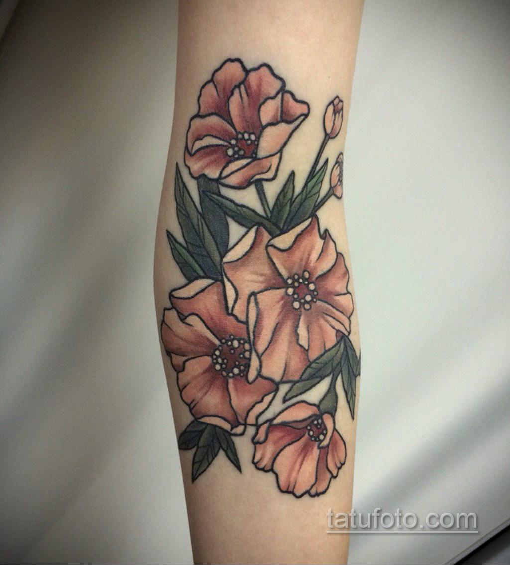 татуировки на предплечье цветная 25.10.2020 №070 -forearm tattoo- tatufoto.com