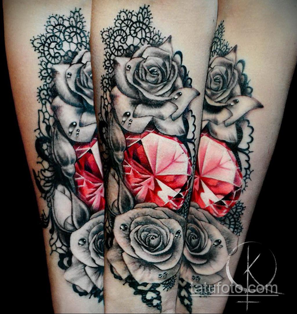 татуировки на предплечье цветная 25.10.2020 №077 -forearm tattoo- tatufoto.com