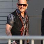 Джонни Депп тату - Johnny Depp tattoo - фото 3