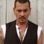 Джонни Депп тату - Johnny Depp tattoo - фото 4