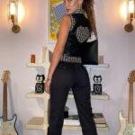 Новая татуировка Беллы Хадид на сладкую тематику - фото 3