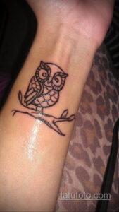 Рисунок тату хной для начинающих 28.11.2020 №130 -Henna tattoo drawing- tatufoto.com