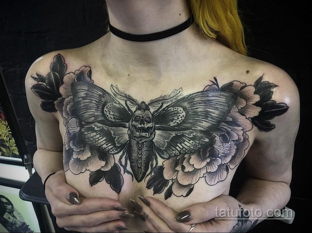 Фото женской интимной тату 16.11.2020 №015 -female intimate tattoo- tatufoto.com