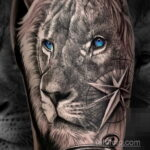 Фото интересного рисунка татуировки 08.11.2020 №044 -interesting tattoo- tatufoto.com