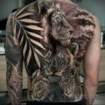 Фото интересного рисунка татуировки 08.11.2020 №056 -interesting tattoo- tatufoto.com