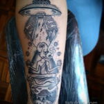 Фото интересного рисунка татуировки 08.11.2020 №063 -interesting tattoo- tatufoto.com