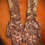 Фото интересного рисунка хной на теле 13.11.2020 №388 -henna tattoo- tatufoto.com