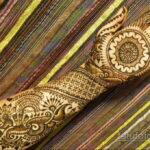 Фото интересного рисунка хной на теле 13.11.2020 №422 -henna tattoo- tatufoto.com
