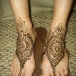 Фото интересного рисунка хной на теле 13.11.2020 №436 -henna tattoo- tatufoto.com