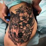 Фото крутого женского рисунка тату 15.11.2020 №129 -cool female tattoo- tatufoto.com