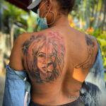 Фото оригинального рисунка татуировки 08.11.2020 №031 -original tattoo- tatufoto.com
