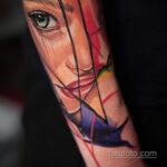 Фото оригинального рисунка татуировки 08.11.2020 №044 -original tattoo- tatufoto.com