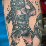 Фото оригинального рисунка татуировки 08.11.2020 №060 -original tattoo- tatufoto.com