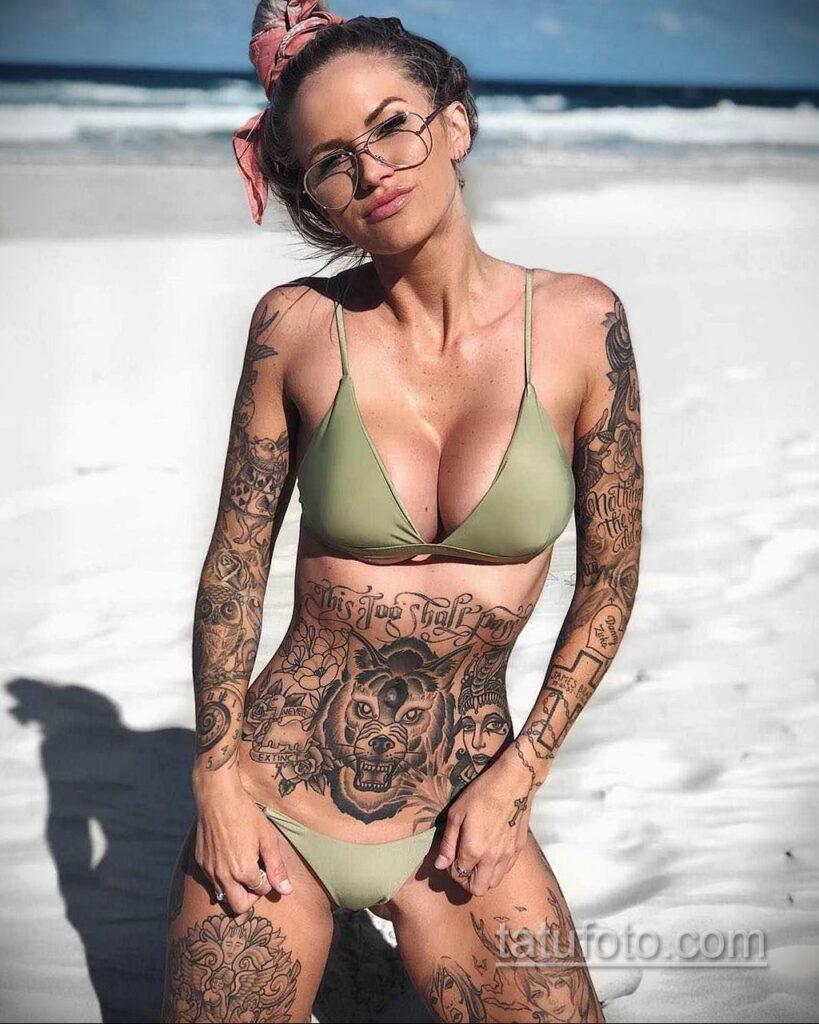 Фото пример рисунка женской тату 17.11.2020 №078 -female tattoo- tatufoto.com