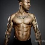 Фото пример рисунка мужской тату 17.11.2020 №038 -male tattoo- tatufoto.com